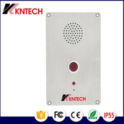 승격 Knzd-09 Koontech One 누름 버튼 핸드 프리 엘리베이터 전화