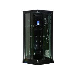 Stanza sanitaria di sauna del vapore della persona degli articoli 90X90 uno della stanza da bagno domestica