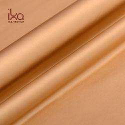 Chinois en soie 100% personnalisé de Hangzhou Duchesse tissu teint en vrac en satin élastique