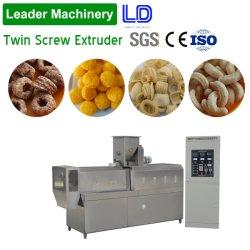 自動およびCommericalシャキッとしたチップ生産ラインか穀物の吹く食糧機械装置