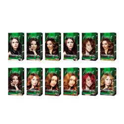 Populaire Tazol Puurst natuurlijke Dyed Hair Color Cream 12 kleuren