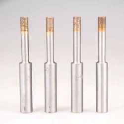Diamantes sinterizados Core Broca para corte de vidro