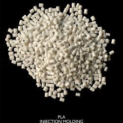 100% Compostable PLA los gránulos de moldeo por inyección
