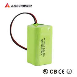 Аккумуляторы размера 18650 3.2V 6ah 6000mAh LiFePO4 дисплей LFP аккумуляторов литий