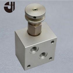 H01-11 la buena calidad bloque colector hidráulico la válvula de cartucho