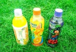 Небольшие бутылки минеральной воды товарный знак / термоусадочной оболочкой пленки этикетке флакона для напитков