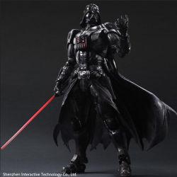 おもちゃのスターウォーズのアクション・フィギュア暗い騎士Darth Vaderの芸術のクラフトの彫像図昇進のギフトの演劇の芸術の高品質のおもちゃ