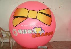 Personnaliser LED gonflable ballon gonflable LED / la pendaison de la publicité de l'éclairage LED BALL / Décoration colorée foule Ball