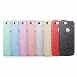 Iph7 Bling ultra fines glitter TPU souple Étui pour iPhone7 7plus