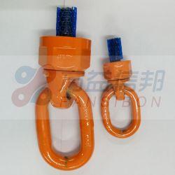 드는 장비를 위한 위조된 합금 강철 드는 회전대 호이스트 반지