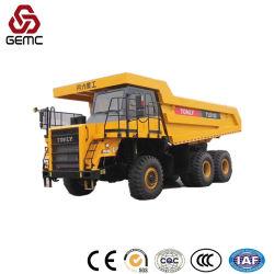 O lanço de estrada Truck para mineração com 70t capacidade