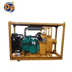 Zw Type moteur diesel à amorçage automatique de la pompe d'eaux usées