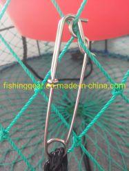 S/S: Acero Inoxidable 304 clips de los ojos abiertos para la pesca aborda