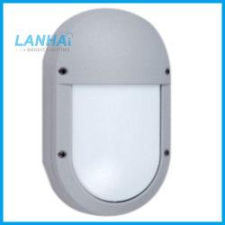 Для использования вне помещений IP65 водонепроницаемый настенный светильник - взрывозащищенное освещение белый овал 8W 10W 12Вт Светодиодные потолочные лампы