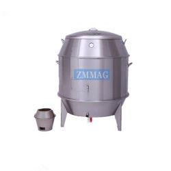Rotisserie del girarrosto di Chichen del carbone di legna (ZB-R1)