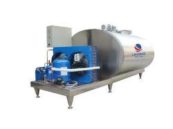 Tanque de refrigeração do leite em aço inoxidável