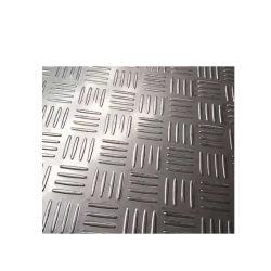 Строительный материал SS316 тиснение из нержавеющей стали клетчатого пластину