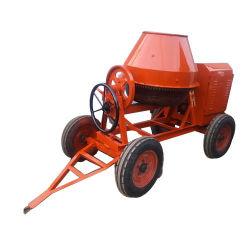 1 Beutel-Kleber-beweglicher Dieselmotor-Betonmischer für Verkauf