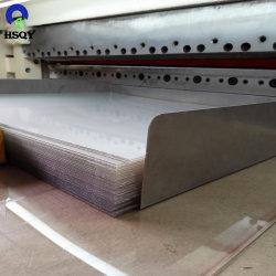 0.8mm des hohen Plastik-PETG Blatt Glanz-Laminat-für Schrank