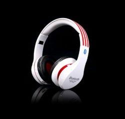 Casque Bluetooth sans fil stéréo pliable soutenir la carte de TF/MP3