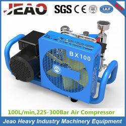 Bx100 três motores eléctricos Mergulho respirando 300bar do Compressor de Ar