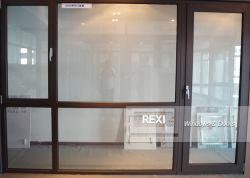 Usine de gros Prix de la vitre d'architecture double vitrage feuilleté en verre trempé