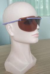 Bestselling Produkt-zahnmedizinische Schutzbrille-Wegwerfaugen-Gläser für medizinisches
