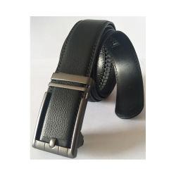 Новый дизайн моды прибытия повседневный из натуральной кожи черного цвета мужская ремни