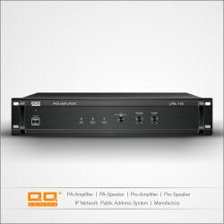 LpA-119 公共アドレスシステムは Siren および録音された声で造られる オーディオアラーム