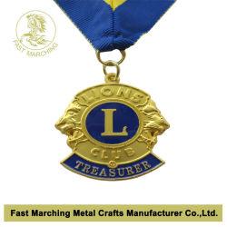 Kundenspezifische Preis-Sportereignis-Andenken-olympische Medaillon-Goldmedaille
