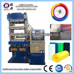 ماكينة ضغط الإطارات المصنوعة من الفلين Eva Foaming الصلبة والكدنة، آلة صنع الإطارات الإسفنجية