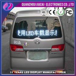 P10 LED de couleur unique voiture Bus d'affichage affichage LED