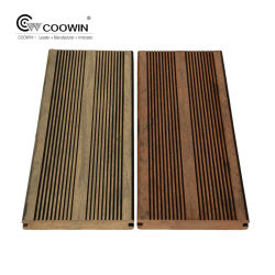 DIY Outdoor 100 % recyclables Eco Friendly WPC Decking