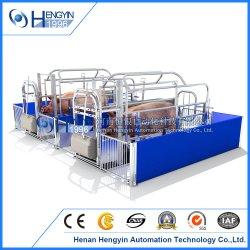 Máquinas agrícolas de suínos suínos galvanizado Parição Crate para venda