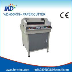 Производитель Numerical-Control (WD-450политики VSG+) 450 мм электрического ножа для бумаги