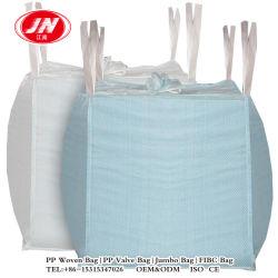 مصنع الصين 1000 كجم 1500 كجم حقيبة PP جامبو الإسمنت المستعملة