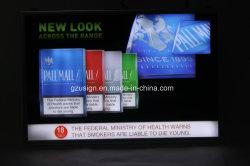 Gros en Chine Film rétroéclairé par LED clignotant Motion Boîte à lumière