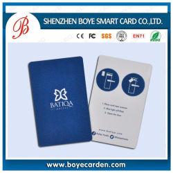 Membre imprimable laminé PVC carte à puce pour le contrôle des accès Identification