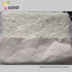 Sherpa velo em tecido com falso tecido camurça