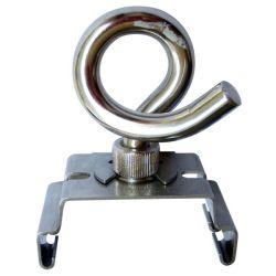 Supporto per luci di stampaggio in metallo per veicoli/OEM professionale di alta qualità Accessori hardware personalizzati clip zincate/parti per stampaggio in metallo