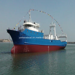 58m de profundidade Ocean Navio de pesca de aço grande capacidade de Peixe