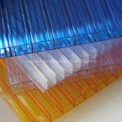 10-20mm Parede múltipla de policarbonato Folha oca para Home
