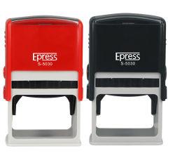 Oficina de entintado de sellos de goma con diseño personalizado Express: S5030
