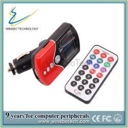 Aluguer de leitor de MP3, Carro Transmissor FM de MP3 USB, Carro Modulador MP3