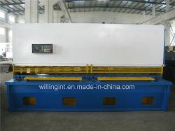 Máquina de laminação de ruptura hidráulica Guilhotina Máquinas de corte