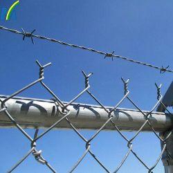 Grillage revêtement en PVC, Diamond Mesh de clôture
