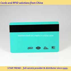 بطاقة مغناطيسية بلاستيكية تُستخدم كبطاقة عضوية، بطاقة التحكم بالوصول، بطاقة الولاء، بطاقة عمل، بطاقة هدايا، بطاقة مفتاح الفندق، (hico and loco)