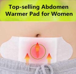 L'utérus chaud jetables patch correctif de soulagement de la douleur