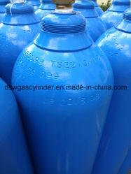 Jp en acier sans soudure de la marque 40L'azote/oxygène/l'Acétylène/vérin gaz argon