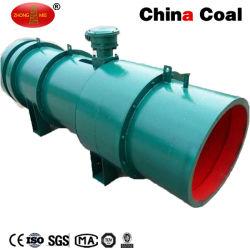Ventilador de extracción de polvo que se utilizan en minas de carbón